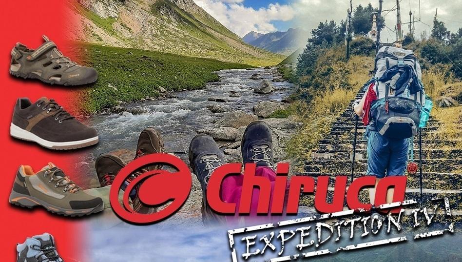 Chiruca Expedition IV – zgłoś swój pomysł nawyprawę.