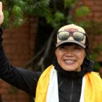 Nowy kobiecy rekord szybkości wejścia naMount Everest