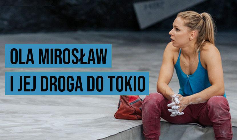 Ola Mirosław ijej droga doTokio