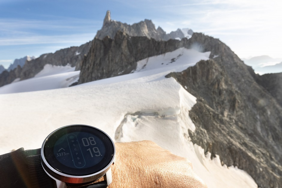 Test zegarka Suunto 9 Peak
