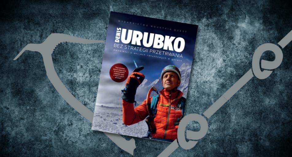 Premiera nowej książki Denisa Urubki – Bezstrategii przetrwania
